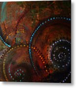 Waves Of Arousal  Metal Print