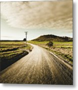 Way Out Yonder Metal Print
