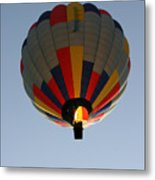 Way Up High Metal Print