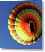 Way Up In The Air Metal Print