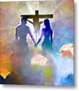 We Are God's Masterpiece Metal Print