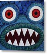 We Need Monsters #5 Metal Print