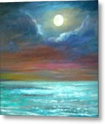 We Will Allways Have The Moon. Sold Metal Print