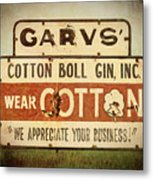 Wear Cotton Metal Print