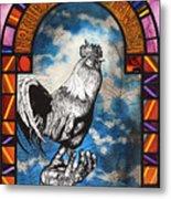 Weathercock II Metal Print