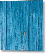 Weathered Wall Amargosa Opera House Death Valley Metal Print