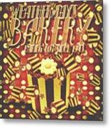 Weathermays Bakery 1943 Metal Print