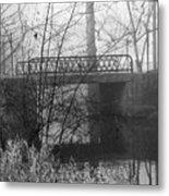 Webster Bridge Metal Print