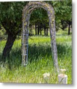 Wedding Bliss Metal Print