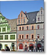 Weimar Germany - A Town Of Timeless Appeal Metal Print