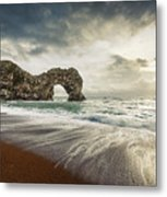 Welcome To Open Water Metal Print