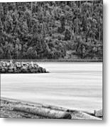Welcome To The Port Of Vancouver Metal Print by Paul W Sharpe Aka Wizard of Wonders