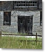 Welcome To Yesteryear Metal Print
