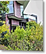 Wellesley College Wang Campus Center Metal Print