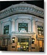 Wells Fargo Bank Building In San Francisco, California Metal Print