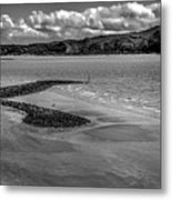 Welsh Coastal View From The Great Orme  Metal Print