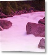 Wenatchee River  Metal Print