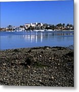 Wentworth By The Sea Hotel - New Castle New Hampshire Usa Metal Print