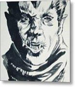 Werewolf Of London Metal Print