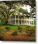 Wesley House Metal Print by Sandy Keeton