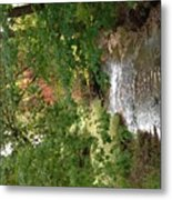 West Branch Of The Rifle River Metal Print