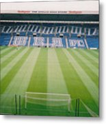 West Bromwich Albion - The Hawthorns - Brummie Road End 2 - August 2003 Metal Print