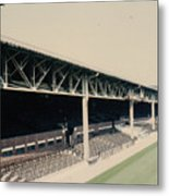 West Bromwich Albion - The Hawthorns - Halfords Lane West Stand 1 - 1970s Metal Print