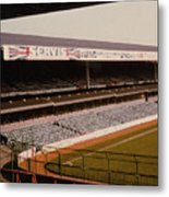 West Bromwich Albion - The Hawthorns - Rainbow Stand 1 - 1980s Metal Print