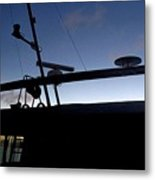 West To Sommerset Metal Print