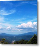 West Virginia Calling Me Home Metal Print