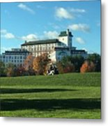 Westchester Country Club Metal Print