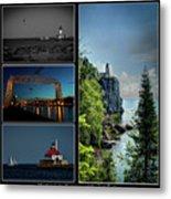 Western Lake Superior Metal Print