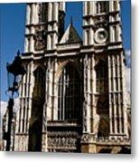 Westminster Abbey Metal Print
