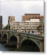 Westminster Bridge.  Metal Print