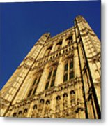 Westminster Palace, London Metal Print