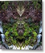 What A Question Metal Print