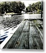 What A Way To Live Metal Print