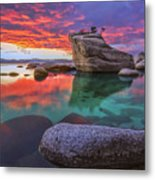 What Is Right Metal Print