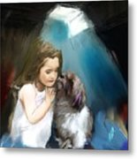 What Truly Matters Metal Print