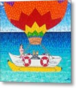 Whatever Floats Your Boat Metal Print