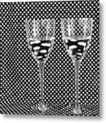 What's In My Drink? Metal Print
