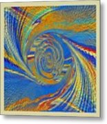 Wheat Ear Metal Print
