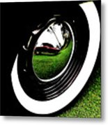 Wheel Art 2 Metal Print