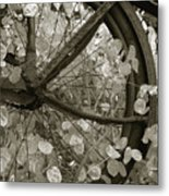 Wheel Of Fortune Metal Print