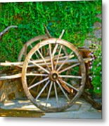 Wheel Of Happiness Metal Print