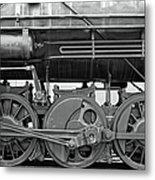 Wheels Of Progress Metal Print