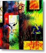 Whelp Of Judah- Revisited Metal Print
