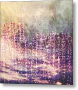 When Earth And Sky Collide Metal Print