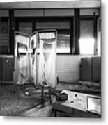 When First Aid Comes To Late - Urban Decay Metal Print