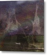 When Heaven Emerges From Earth Metal Print